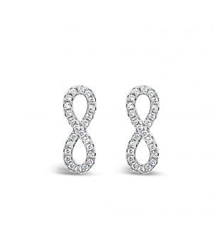Absolute Sterling Silver Earrings se106sl
