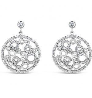 Absolute Sterling Silver Earrings se123sl