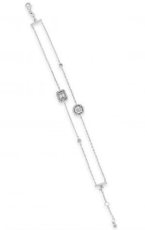 Absolute Sterling Silver Bracelet sb128sl