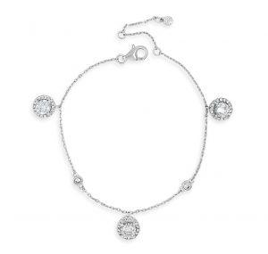 Absolute Sterling Silver Bracelet sb131sl