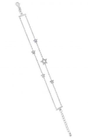 Absolute Sterling Silver Bracelet sb125sl