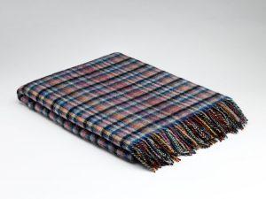 McNutt Bluebell Blanket Throw