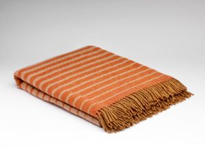 McNutt Mexican Stripe Blanket Throw