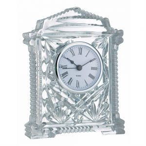 Galway Crystal Lynch Carriage Clock