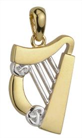 Solvar 9K Two Tone Harp S8717