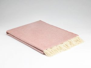 McnuttRosebay Herringbone Super Soft Blanket
