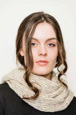 Bill Baber Oatmeal Donegal Snood