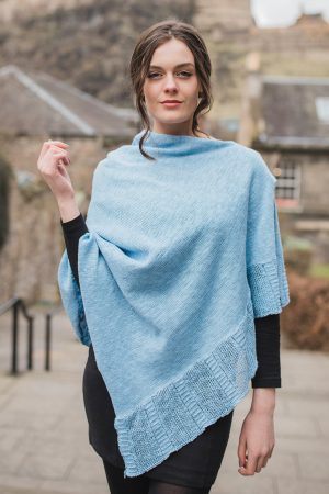 Bill Baber Skerries Linen Cape