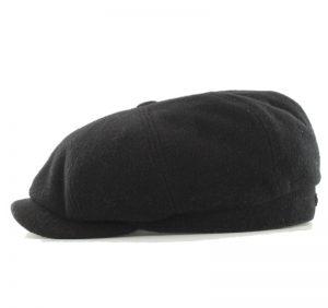 Mucros Black 8 Piece Cap