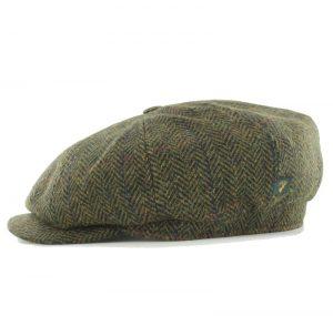 Mucros Green 8 Piece Cap