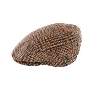 Trinity Wool Flat Cap