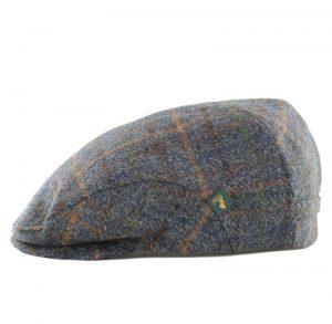 Mucros Blue Check Hat