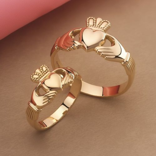 Click here to view more Claddagh Rings from Skellig Gift Store