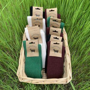 Irish Cashmere Socks