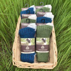 Irish Merino Wool Socks