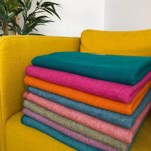 Click here to view more Irish Blankets from Skellig Gift Store