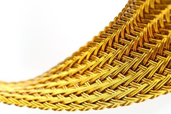 Rectangular Braided Litz Wire by New England Wire