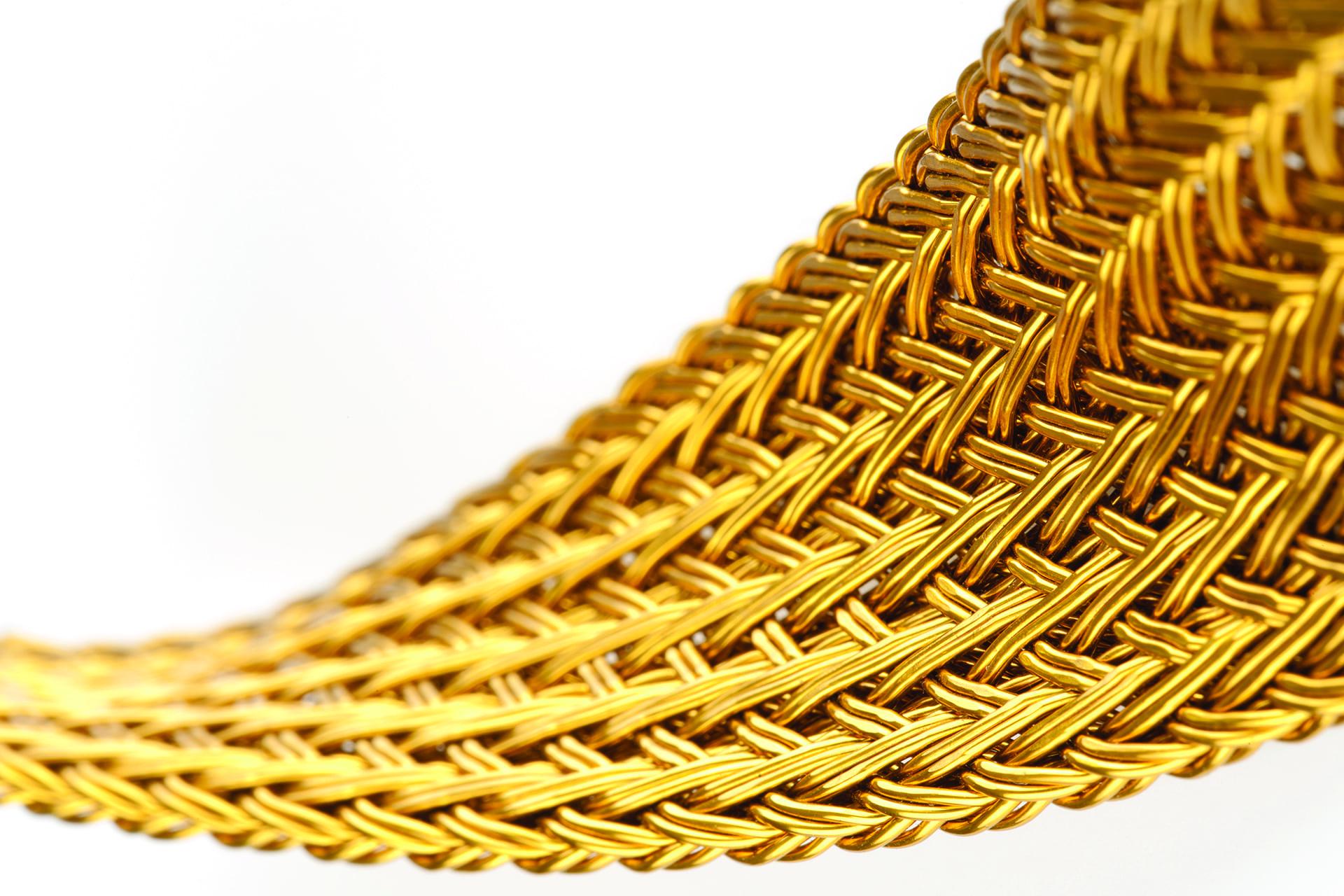 Rectangular Braided Litz Wire New England Wire