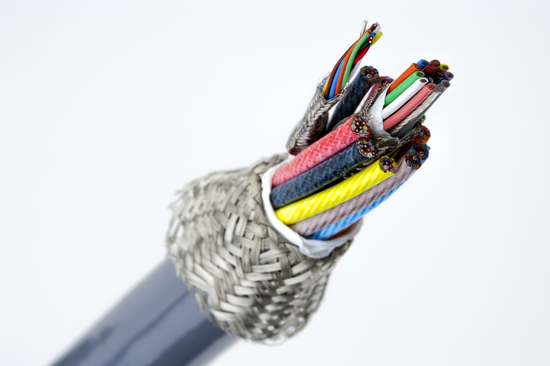Multi-Conductor Cables | New England Wire Technologies