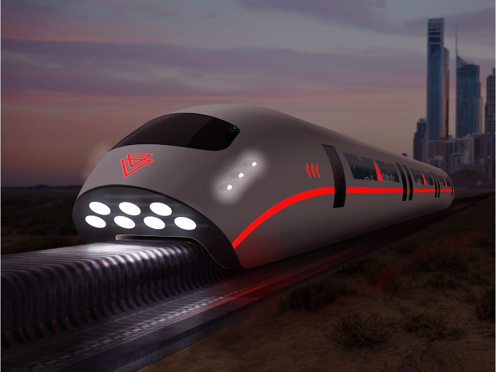 The Repulsive/Attractive World of Maglev | New England Wire