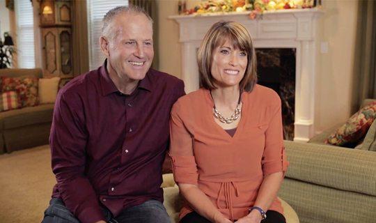 Scott & Becky
