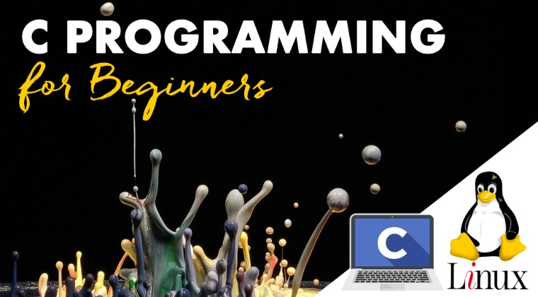 THUMBNAIL C Programming Language For Beginners On Linux From Complier Installation To Writing And Flags