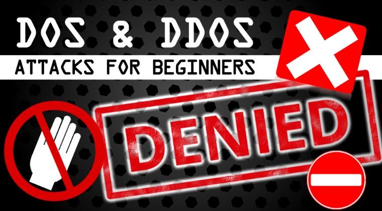 THUMBNAIL Denial Of Service DOS & Distributed Denial Of Service DDOS Attacks