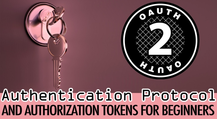THUMBNAIL OAuth 2.0 Authentication Protocol And Authorization Tokens For Beginners