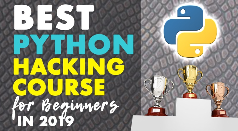 THUMBNAIL Python Hacking For Cyber Security From Basic Scripts To Coding Custom Tools