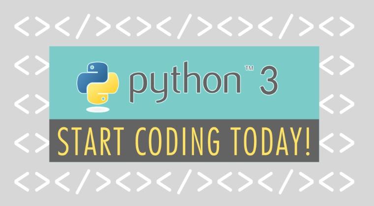 THUMBNAIL Start Python 3 Programming Today!