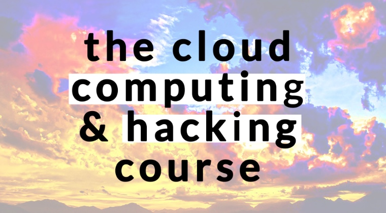 THUMBNAIL The Cloud Computing Security And Hacking Course