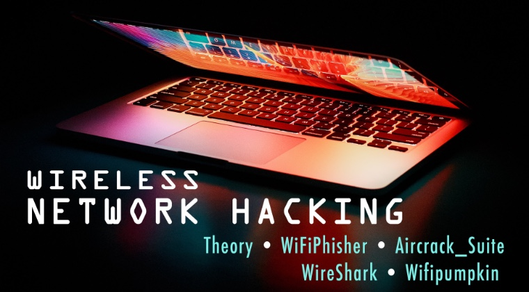 THUMBNAIL Wireless Network Hacking