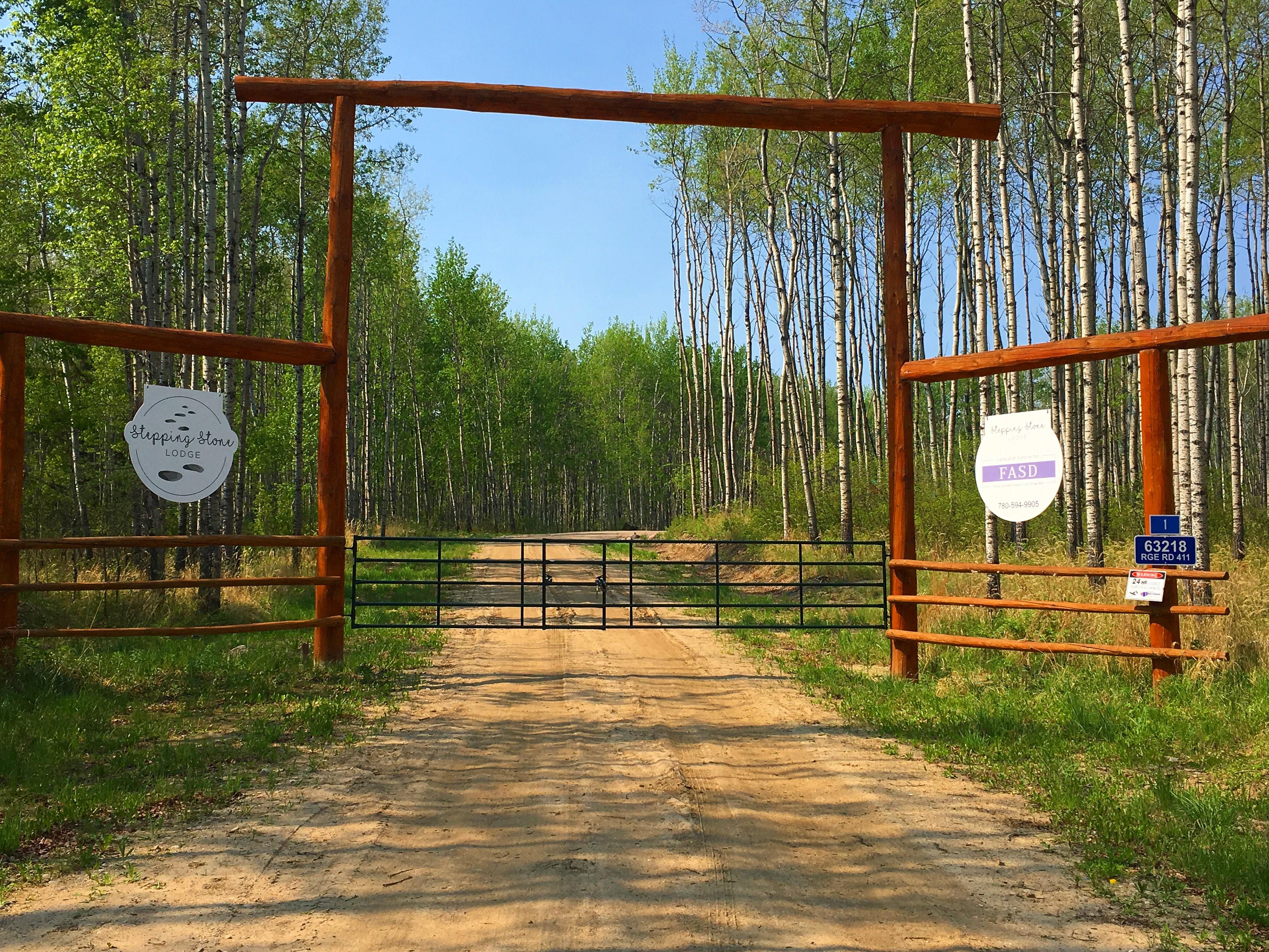 LCFASD Camp Gate