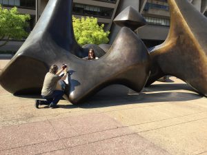The Dallas Piece - Henry Moore