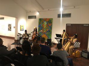 SDCC Music Lounge: Soul & Neo Soul – South Dallas Cultural