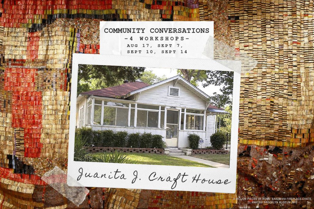Community Conversations: Juanita J. Craft House