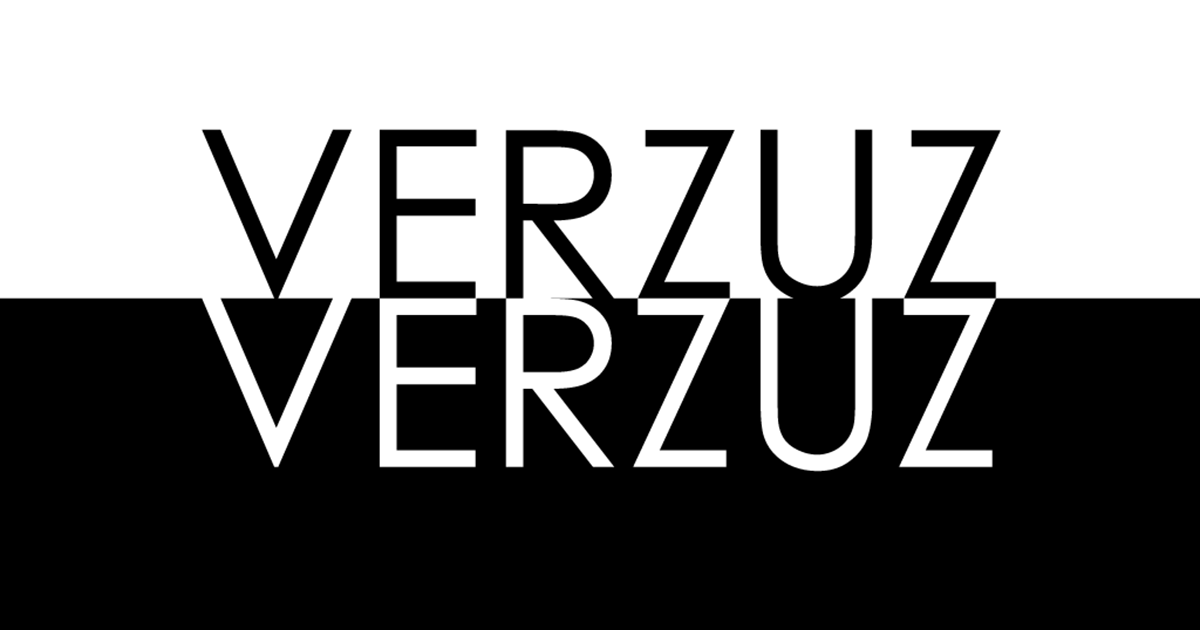 Music Makes the World Go Round: Verzuz Battles