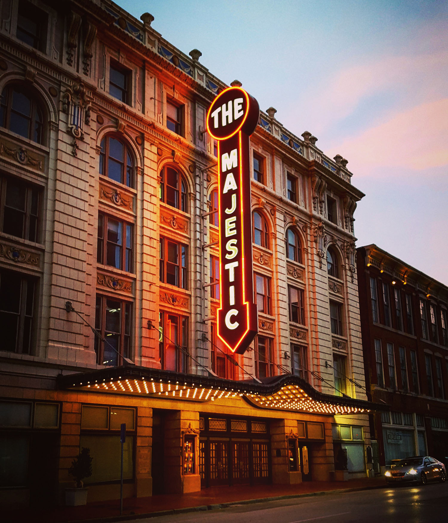 The Majestic Theatre – Official Site