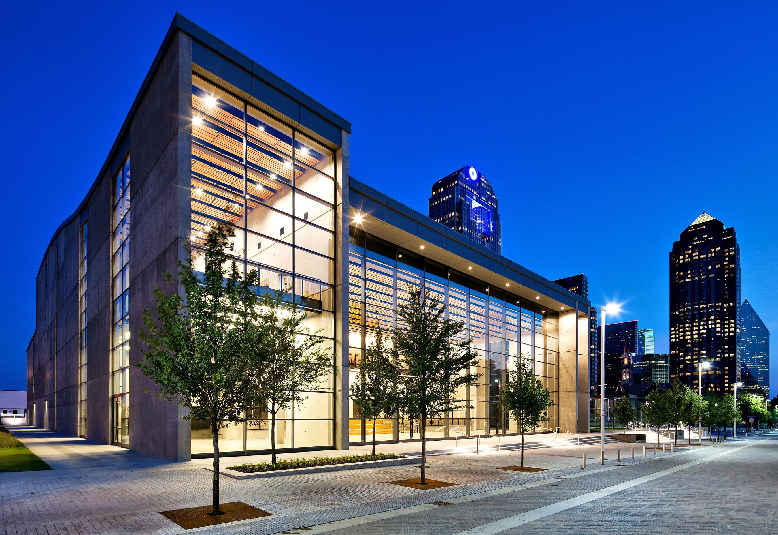 Moody Performance Hall – City of Dallas Office of Cultural