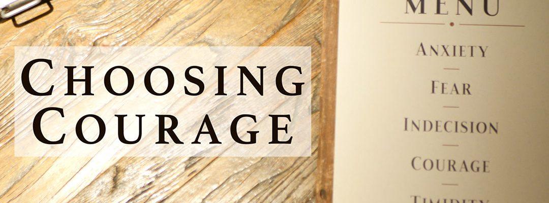 Courage When Shamed
