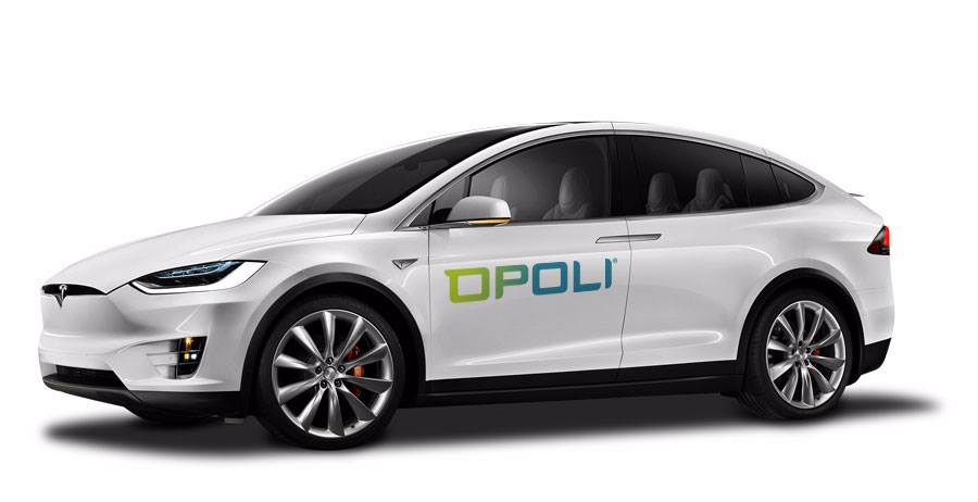 Opoli Tesla Cars