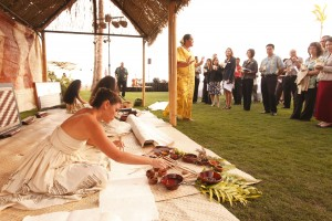 Traditional Luau (Courtesy of Starwood Hotels and Resorts)