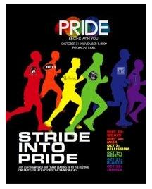 Stride Into Pride
