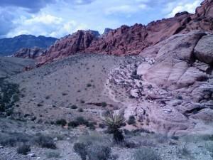 Red Rock Canyon (Photo: E.C. Gladstone)