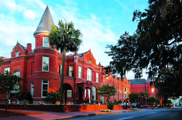 Savannah hotels