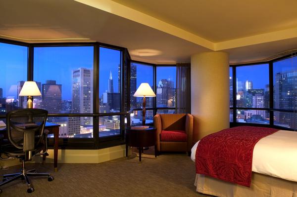 San Francisco's Parc 55 Hotel