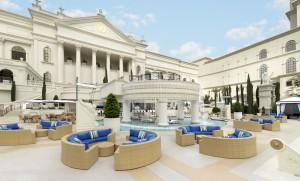 Fortuna Pool at Caesars Palace