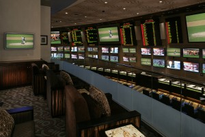 MGM Grand - Race & Sports Book SkyBox