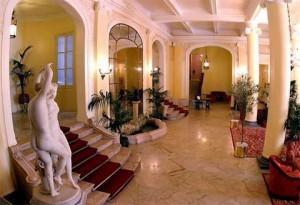 Des Palmes Hilton Palermo, Sicily