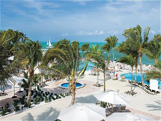 The Resort Pool Complexat South Seas.
